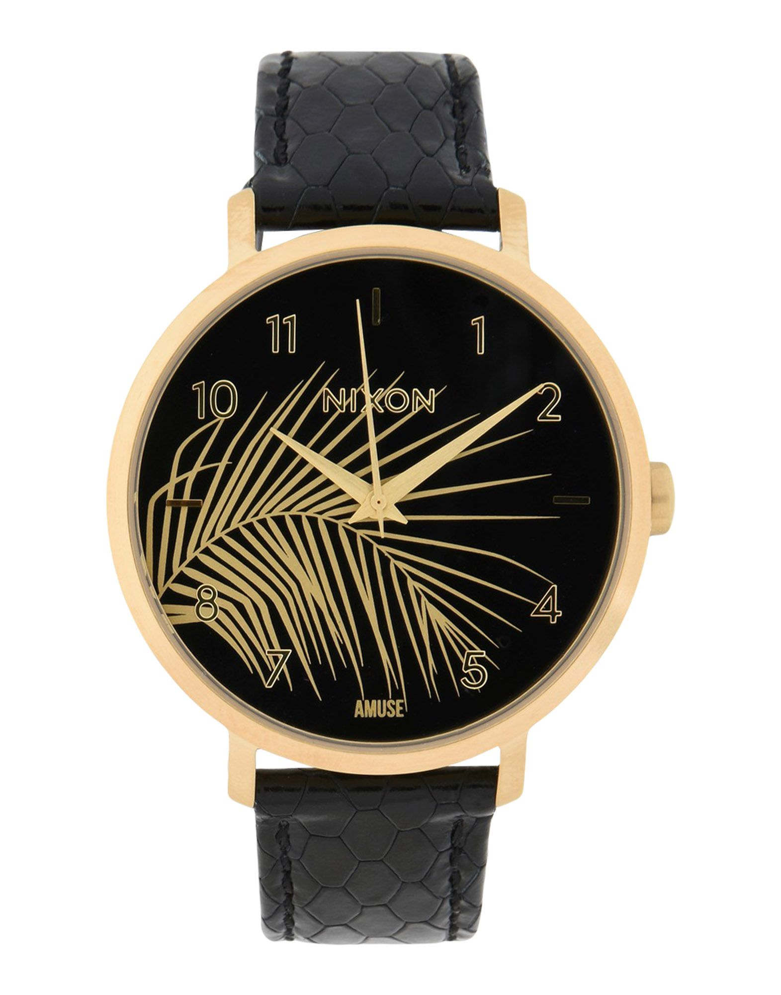 Orologio Da Polso Nixon A1091 Arrow Leather - Donna - Acquista online su