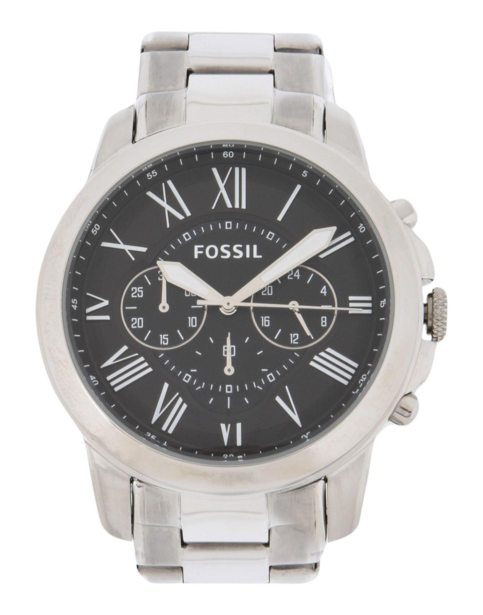 Orologio Da Polso Fossil Grant - Uomo - Acquista online su