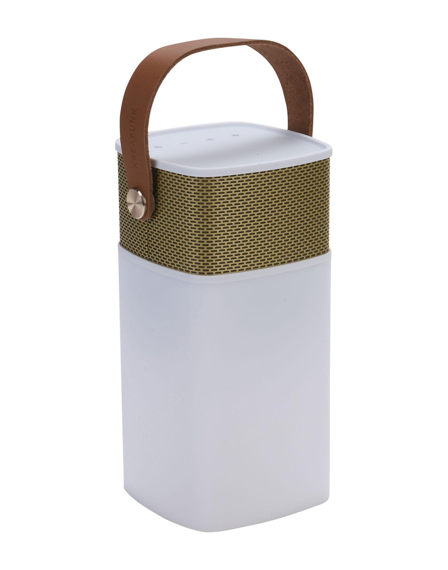Casse Audio Kreafunk A-Glow Bluetooth Speaker + Led Lamp - Uomo - Acquista online su