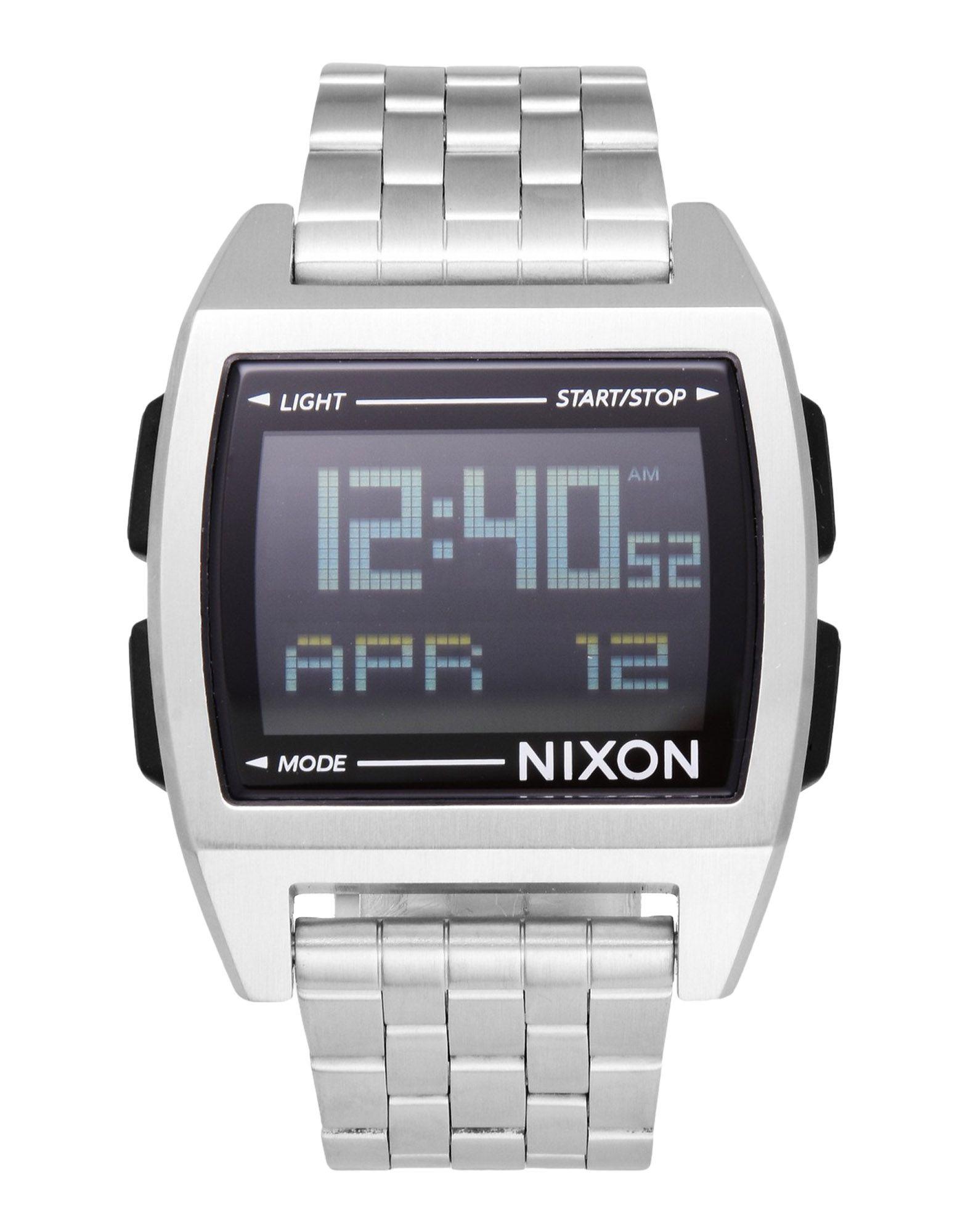 Orologio Da Polso Nixon A1107 Base Black - Donna - Acquista online su