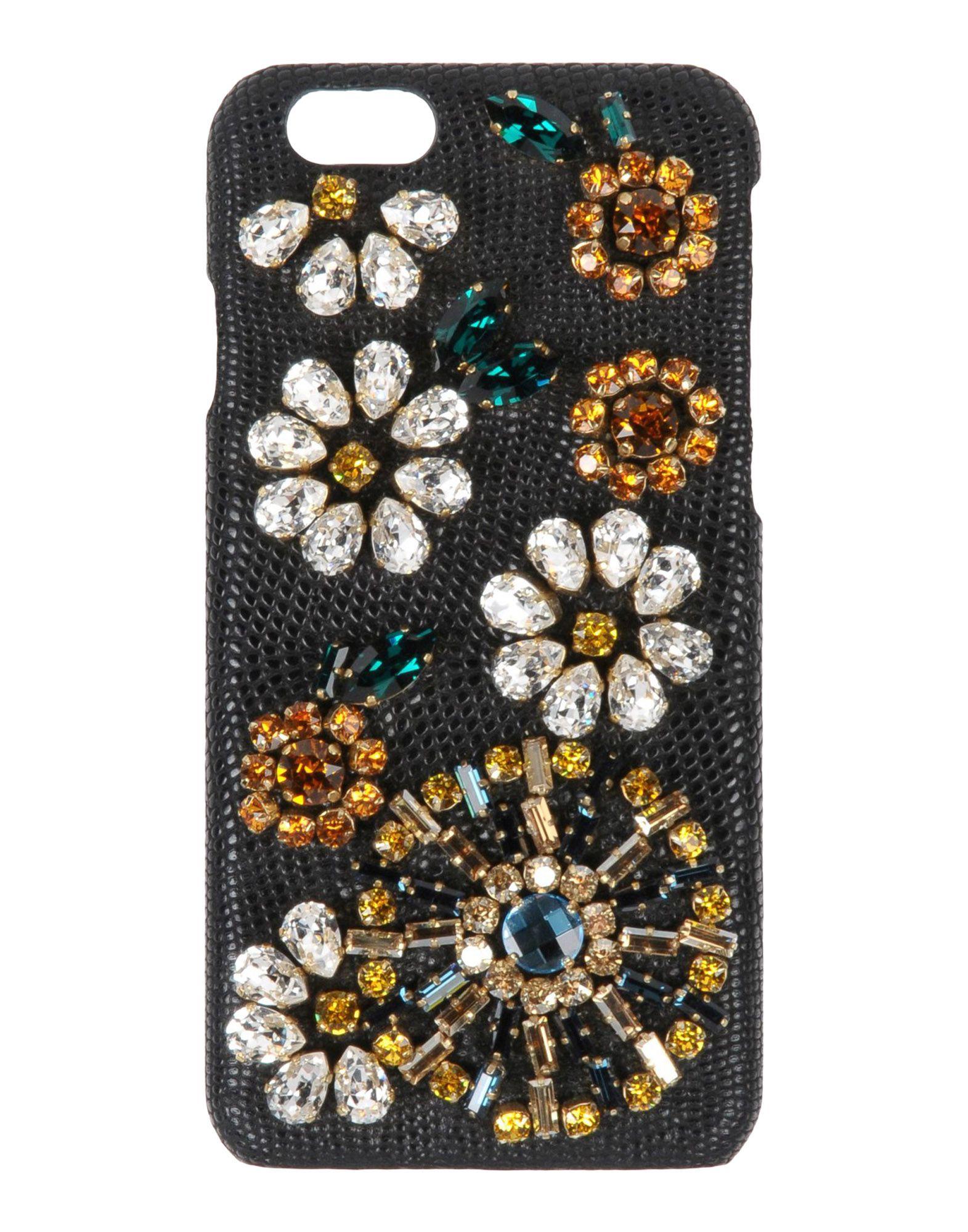 6bfe2a0200fbf Accessoire High-Tech Dolce   Gabbana Femme - Dolce   Gabbana sur YOOX -  58041384PS