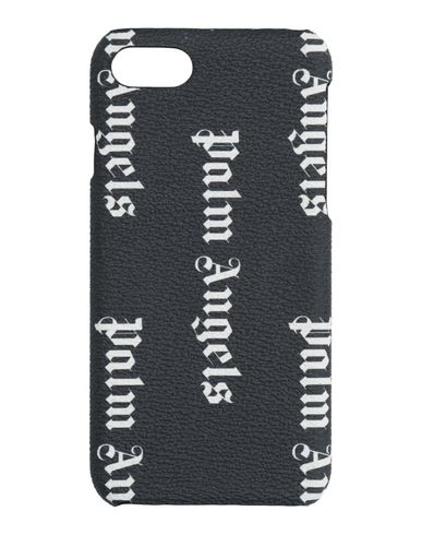 Palm Angels Logo iPhone 7 Cover Black & White  END.