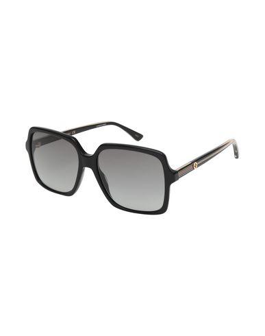 425bf62b0ed Gucci Gg0375s-001 - Sunglasses - Women Gucci Sunglasses online on ...