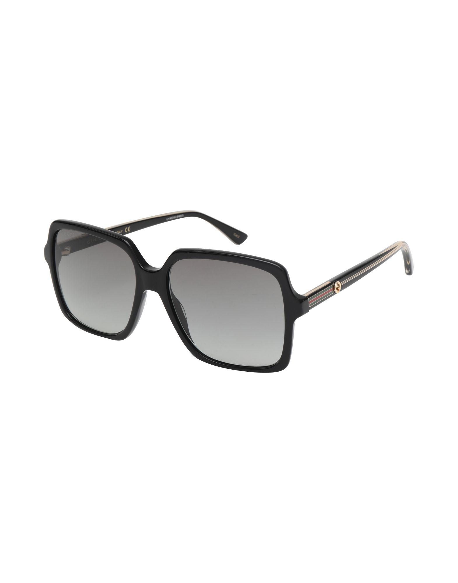 db942b25804f4 Gucci Gg0375s-001 - Sunglasses - Women Gucci Sunglasses online on ...