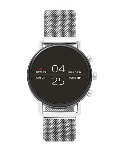SKAGEN CONNECTED Wrist Watch in Silver