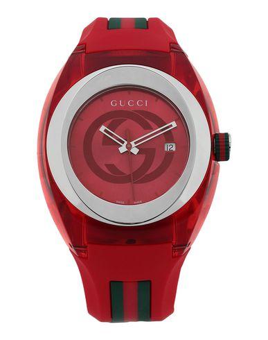 db76aec72e4 Gucci Wrist Watch - Men Gucci Wrist Watches online on YOOX Australia ...